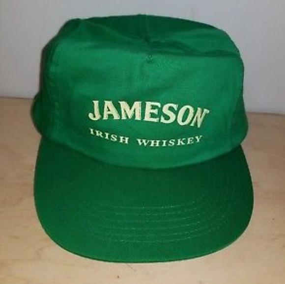 256e4578 Jameson Accessories | Irish Whiskey Strapback Hat Mens | Poshmark